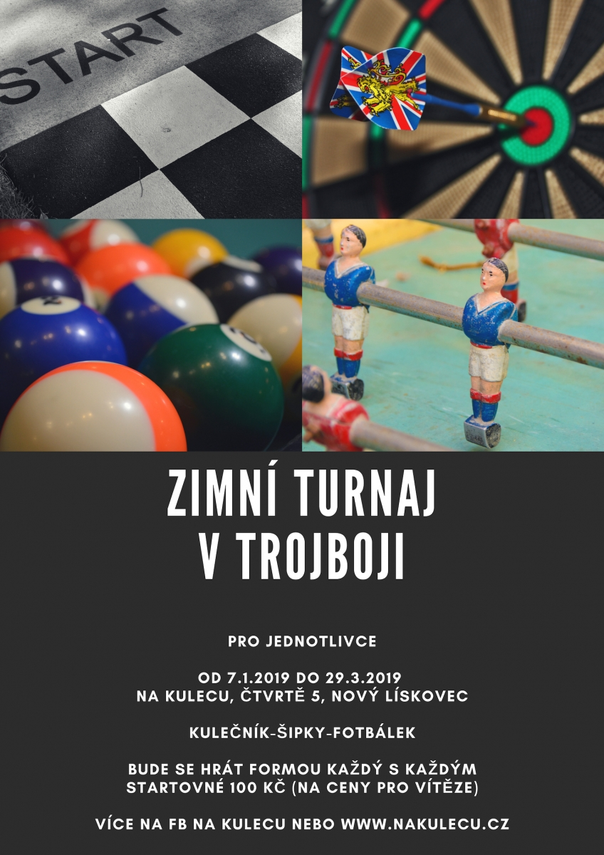 Zimní turnaj v trojboji
